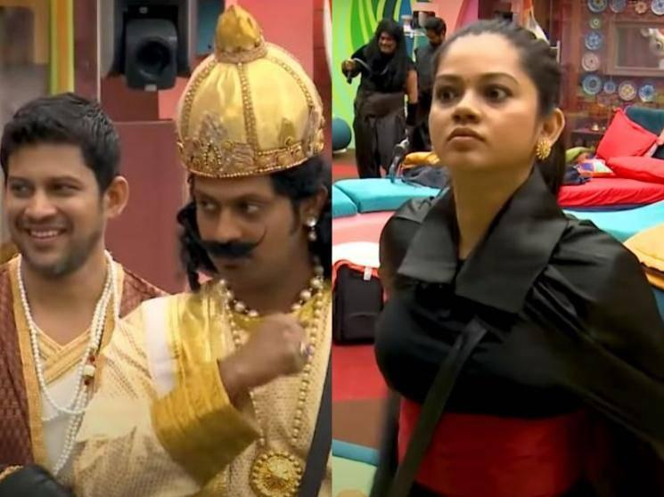 Contestants have a fun time in historical costumes | Bigg Boss 4 | Day 16 - Promo 1