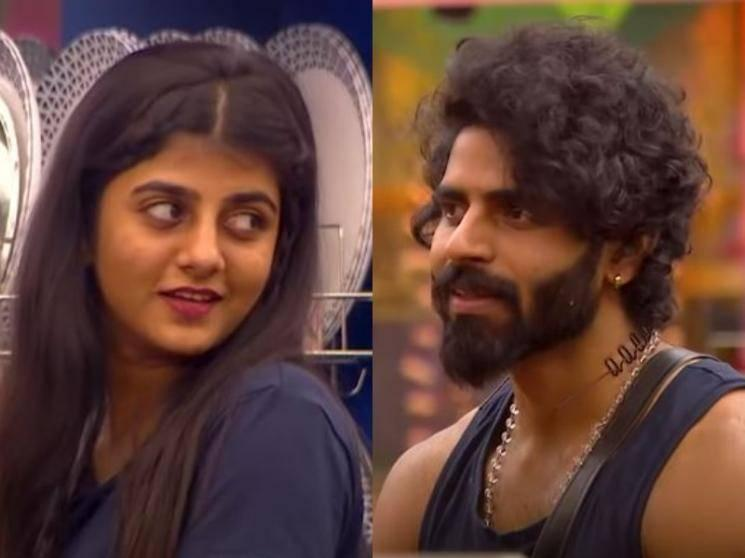 Gabriella and Balaji Murugadoss flirt with each other | Bigg Boss 4 | Day 12 - Promo 3
