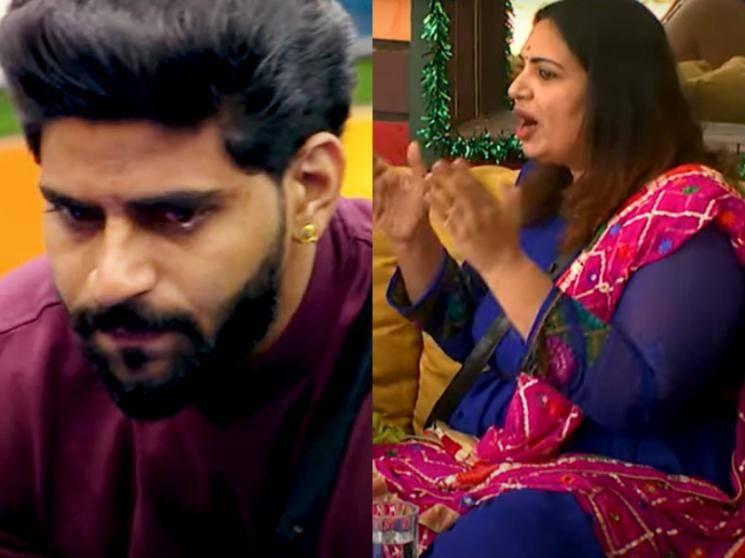 Bigg Boss 4 Tamil new promo - Balaji in tears | Shivani's mother angry!