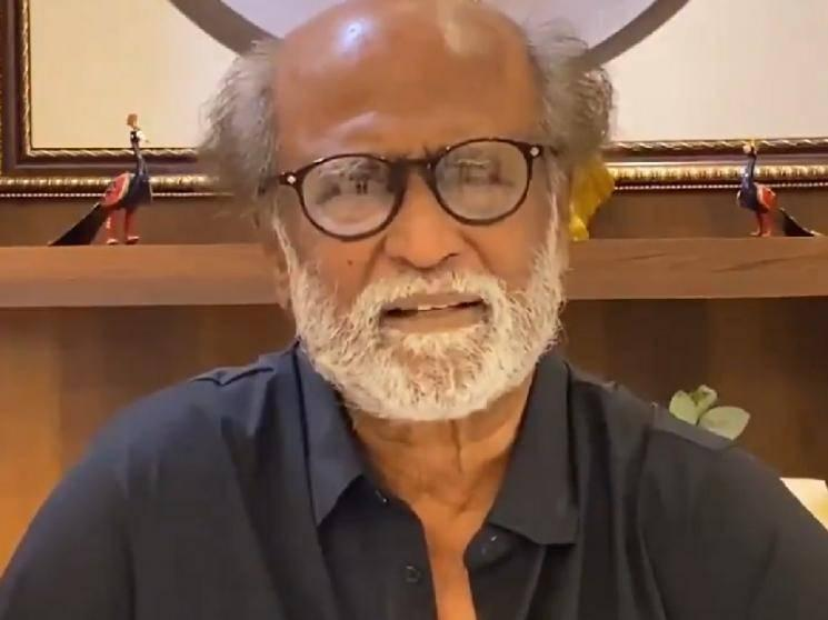 Rajinikanth gets emotional on SPB's demise - heartbreaking video here!