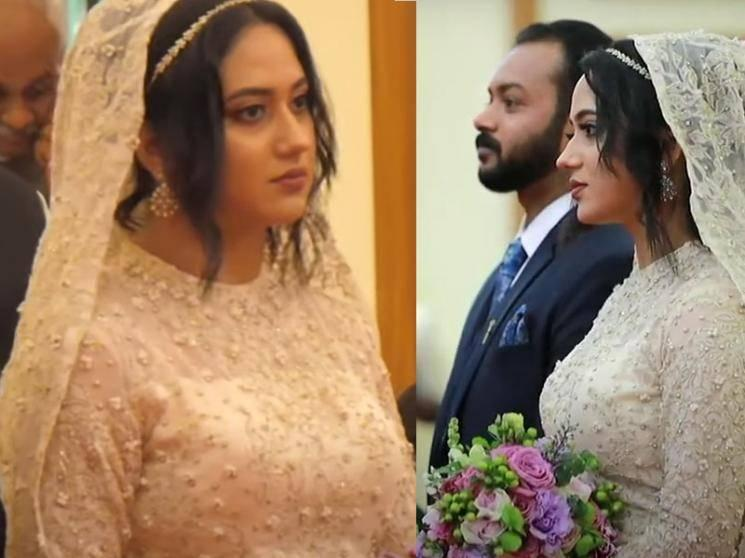 Actress Miya George gets married - wishes pour in | Watch Video Here!