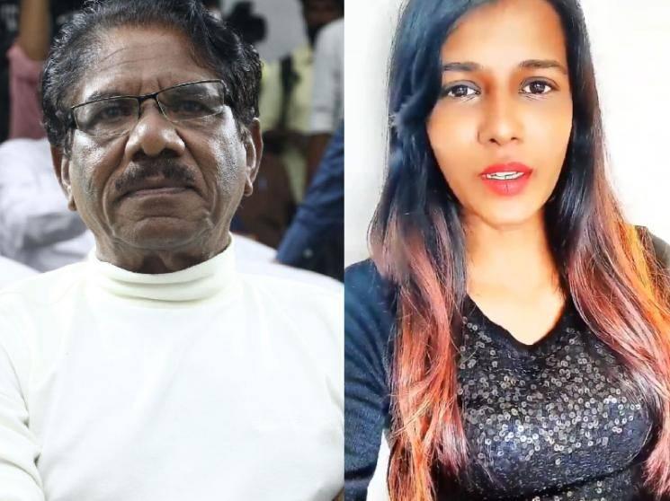 Bharathiraja condemns Meera Mitun for her controversial videos | Suriya | Vijay