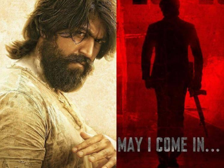 KGF 2 New Mass Promo Video - Rocky Bhai vs Adheera begins!