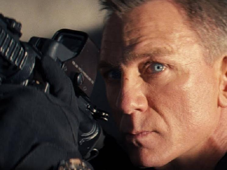 James Bond is back in style - check out the newly released trailer of No Time to Die!