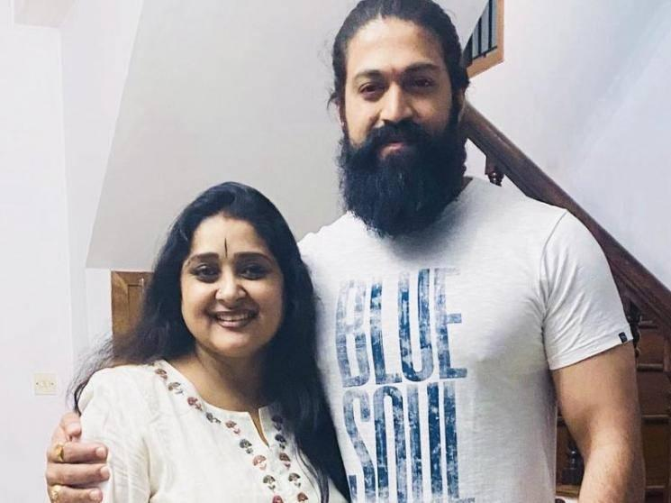 ''After 6 months, shooting today  feels like a rebirth'' | Yash latest from KGF 2 sets