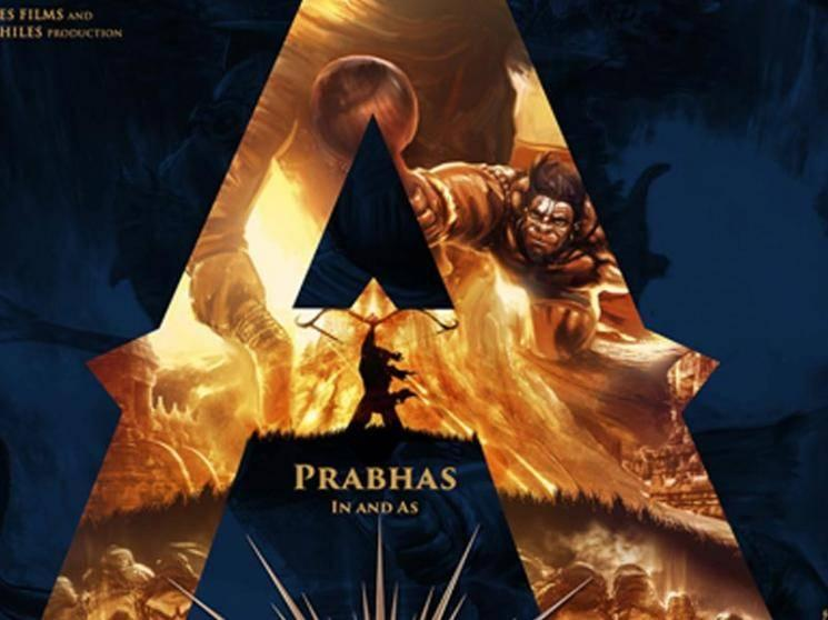 Stunning first look of Prabhas 22 is here