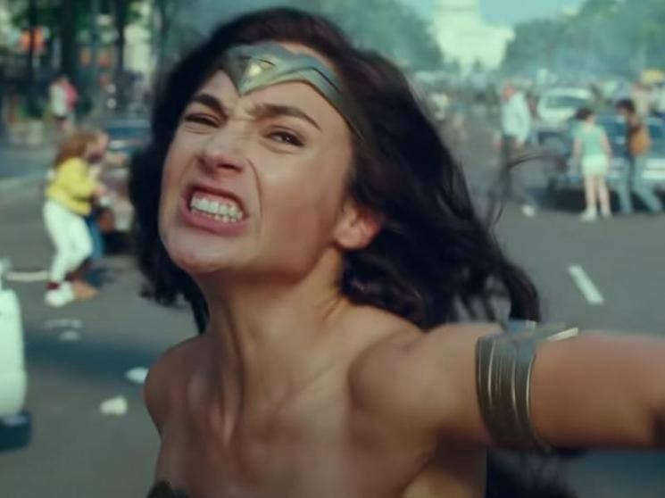 Gal Gadot's Wonder Woman 1984 Official Main Trailer