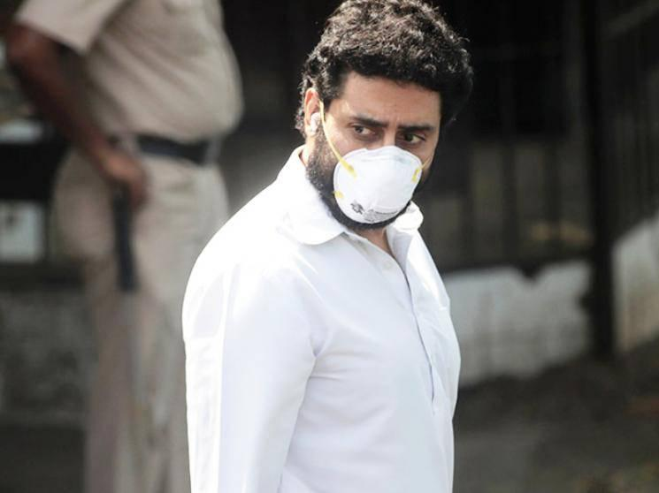 Abhishek Bachchan tested negative for Corona - discharged from hospital after 29 days