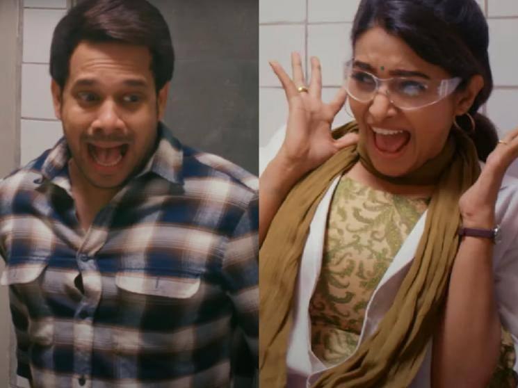Time Enna Boss Official Trailer | Bharath | Priya Bhavani Shankar