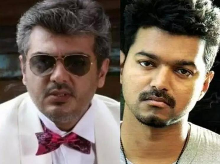 Thala - Thalapathy's Mega Big Project Story Revealed