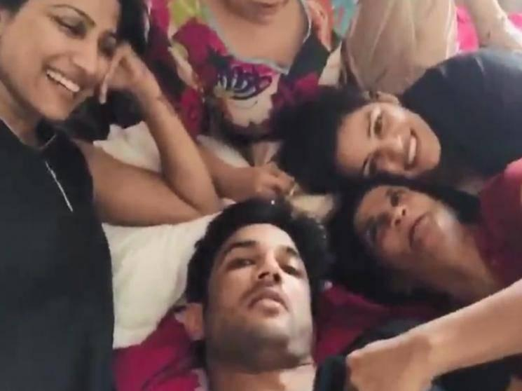 Unseen video: Sushant Singh Rajput having a fun time