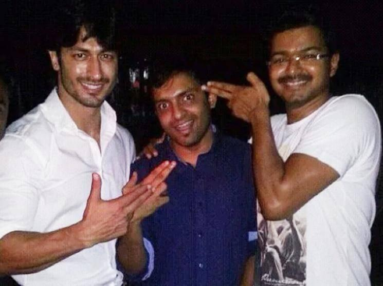 Vidyut Jammwal reveals what Vijay did at Thuppakki Success Party - don't miss!