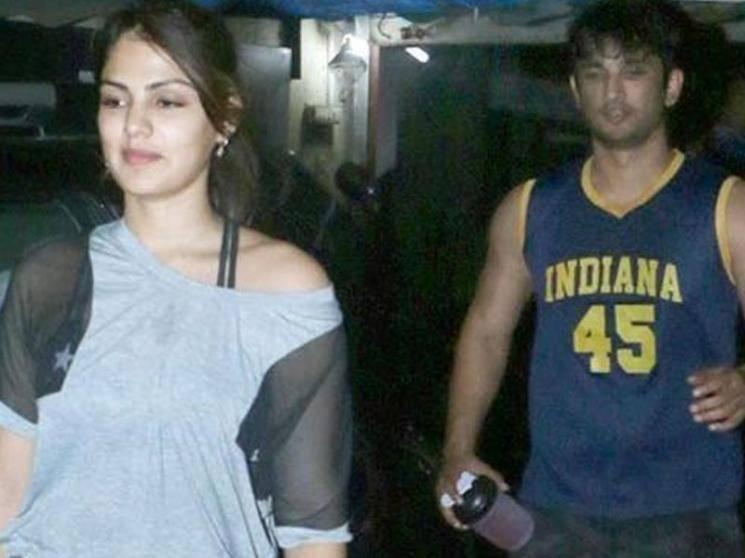Twist is Sushant's case - ''Rhea Chakraborty was a mother figure to Sushant''