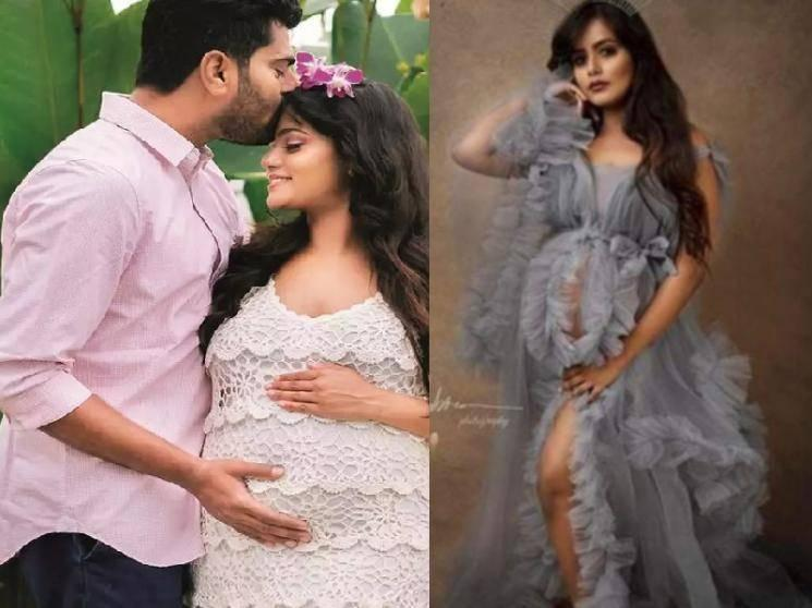 This popular actress is eagerly awaiting the birth of her first baby - baby bump picture goes viral!