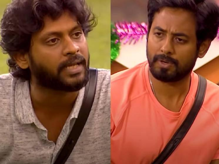 Aari makes Rio walk away in anger - latest Bigg Boss 4 Tamil Promo