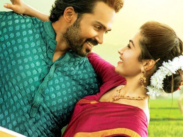 Karthi's Sulthan - New Song Video | Silambarasan TR | Rashmika Mandanna