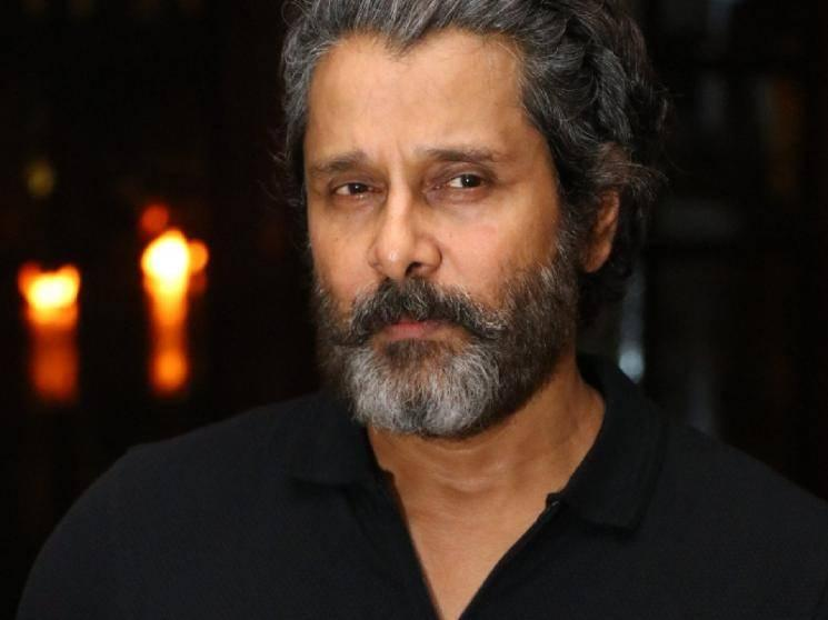 Chiyaan Vikram makes a generous donation towards Covid 19 Relief Fund!