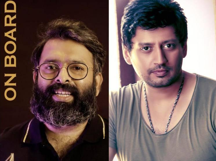 Official: Prashanth's comeback Tamil film - Santhosh Narayanan onboard!