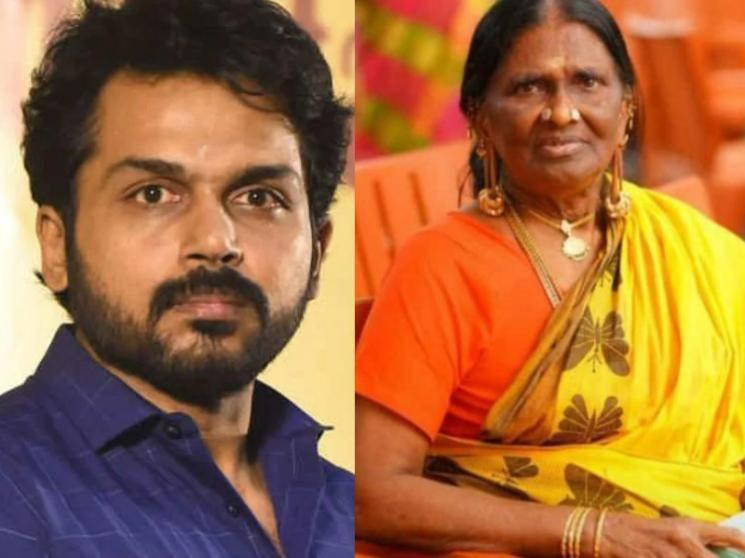 Karthi pens an emotional note, following the death of his Paruthiveeran actress!