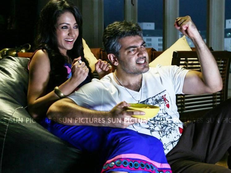 Sun Pictures' special treat for Thala Ajith fans - Mankatha Unseen picture released!
