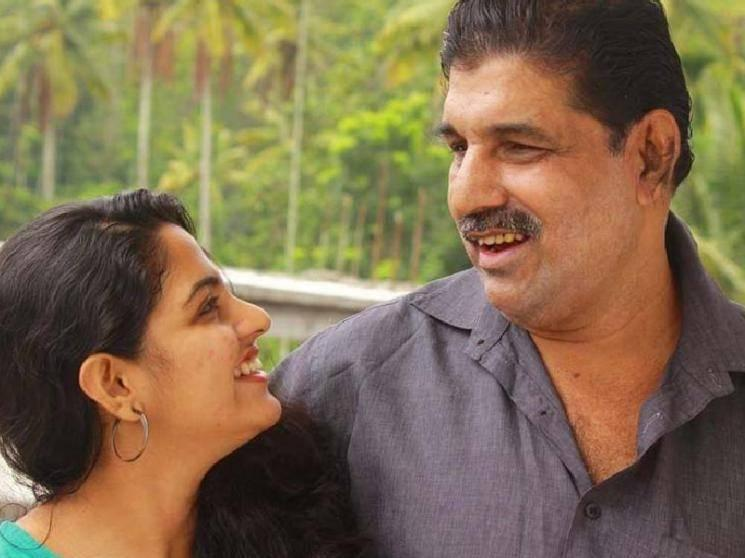 Actress Nikhila Vimal's father passes away - condolence messages pour in!