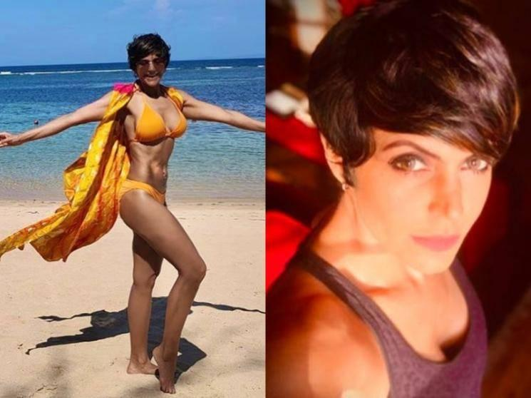 Mandira Bedi's Maldives vacation throwback bikini photo - pic takes social media by storm!