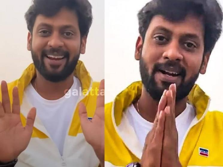 WATCH VIDEO: Rio Raj's first official video after Bigg Boss 4 Exit!