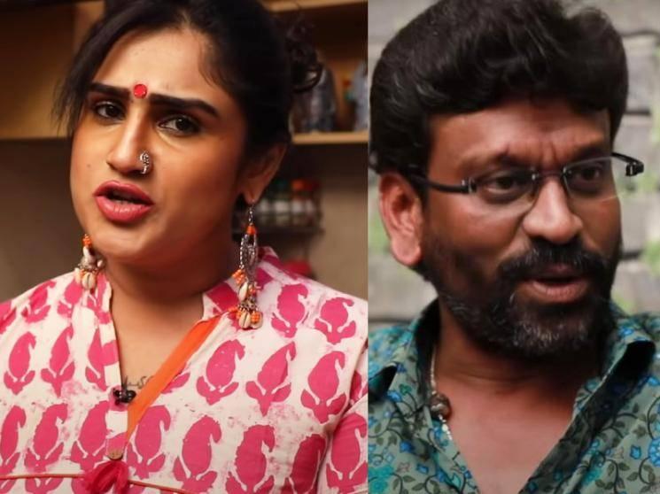 Vanitha Vijayakumar slams rumours about patching up with Peter Paul!