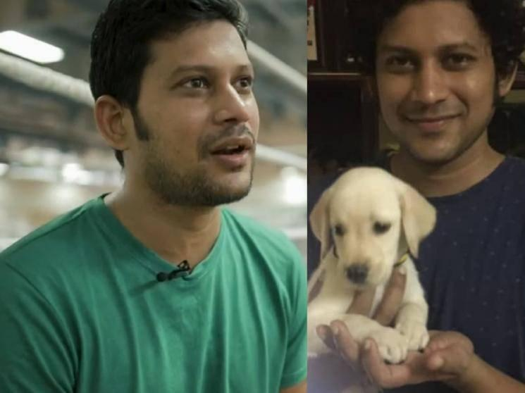 SAD: Bigg Boss Som Shekar's pet dog passes away!