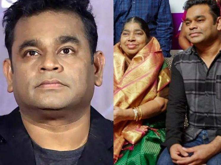 SAD: A.R.Rahman's mother passes away! Condolence messages pour in!