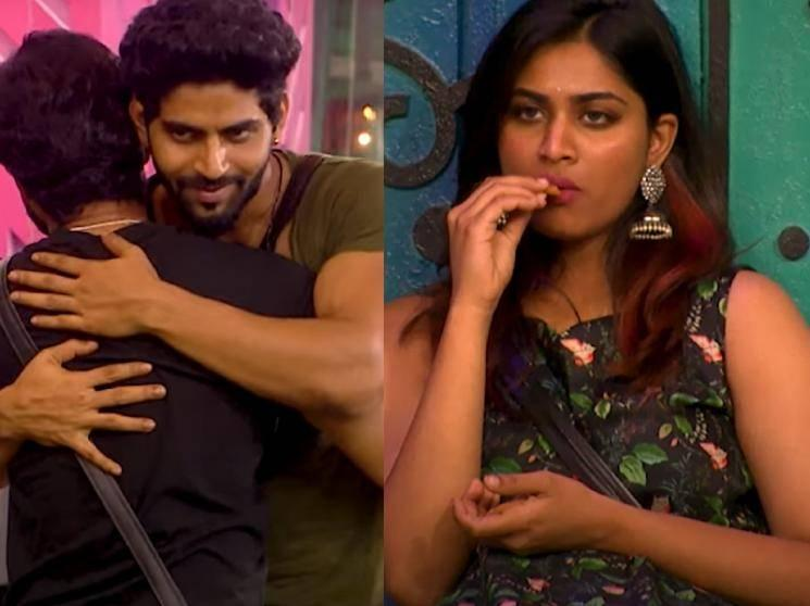 Balaji says Shivani will be evicted soon   SEMMA TWIST - Bigg Boss 4 Promo