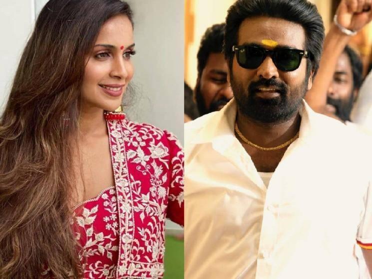 OFFICIAL: Bigg Boss 4 sensation Samyuktha signs Vijay Sethupathi's next film!