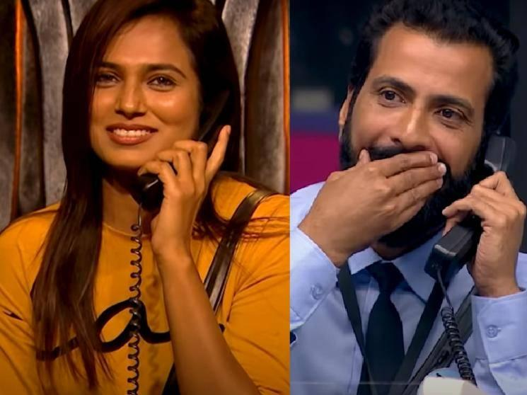 Ramya Pandian locks Jithan Ramesh - Semma exciting Bigg Boss 4 promo