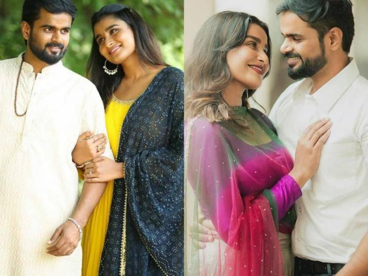 WOW: This popular Tamil serial actors confirm their relationship - wedding in 2021