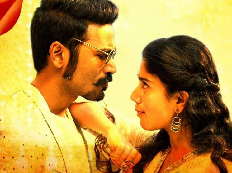 Dhanush and Sai Pallavi's Rowdy Baby enters the BILLION Club in style!