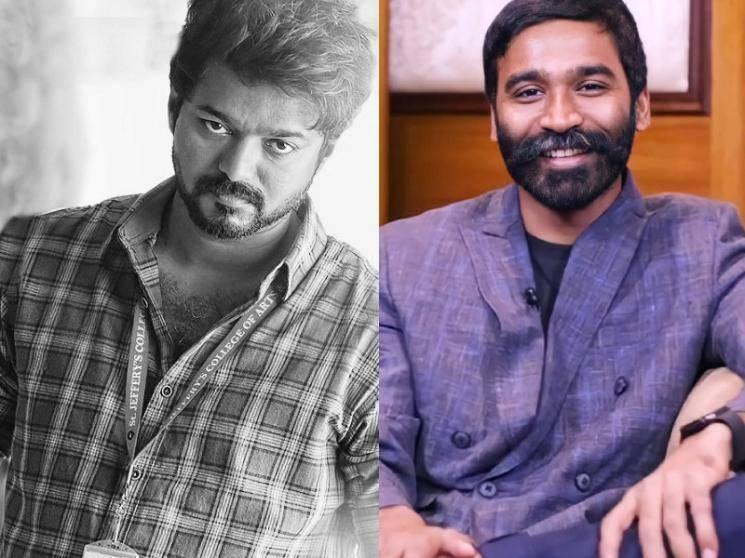 Thalapathy Vijay's Master theatrical release - Dhanush's statement goes viral!