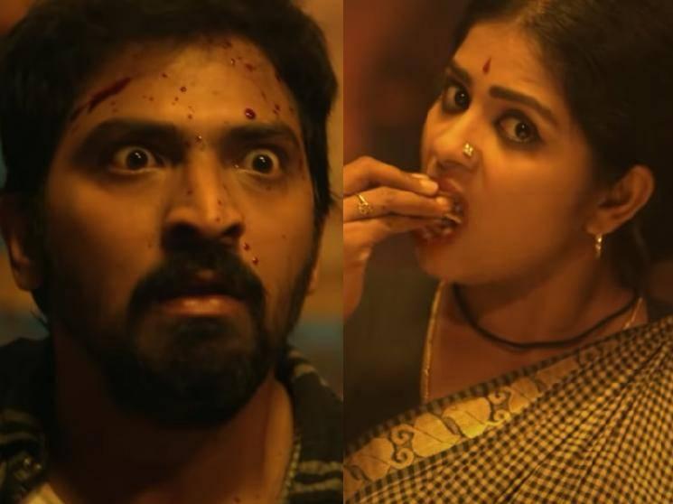Vaibhav's Katteri New Comedy Scene | Funny Sneak Peek | Madhumitha