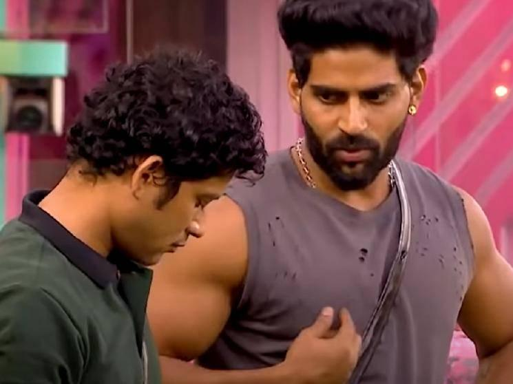 Bigg Boss 4 Tamil Promo - Balaji disappointed with Som's foul play!