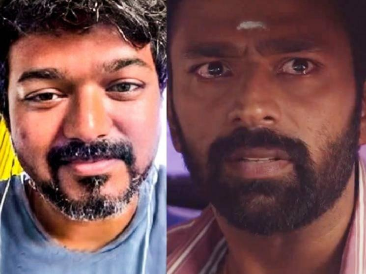 Thalapathy Vijay's reaction to Paava Kadhaigal - Shanthnu reveals | New Video