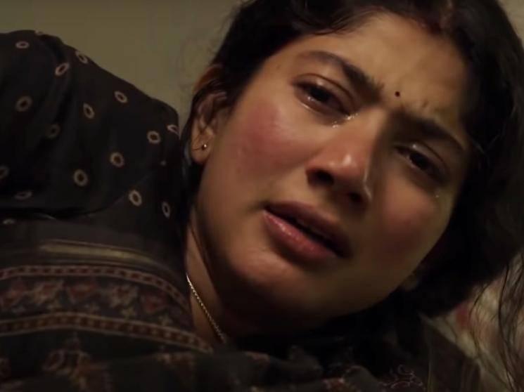 Vetri Maaran's Oor Iravu Official Teaser | Netflix | Paava Kadhaigal | Sai Pallavi