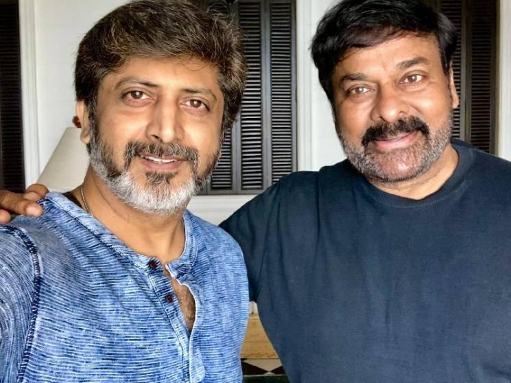 Mohan Raja's next directorial film officially announced - a grand remake with Chiranjeevi!