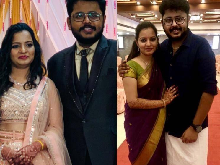 Super Singer sensation Sai Sharan enters wedlock - wishes pour in!