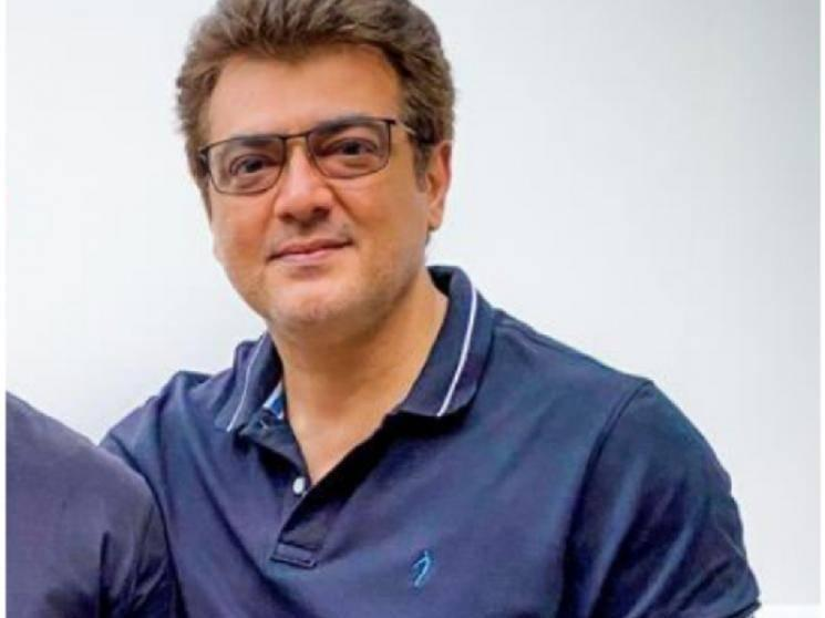 Ajith resumes shoot for Valimai - new pictures go viral on social media