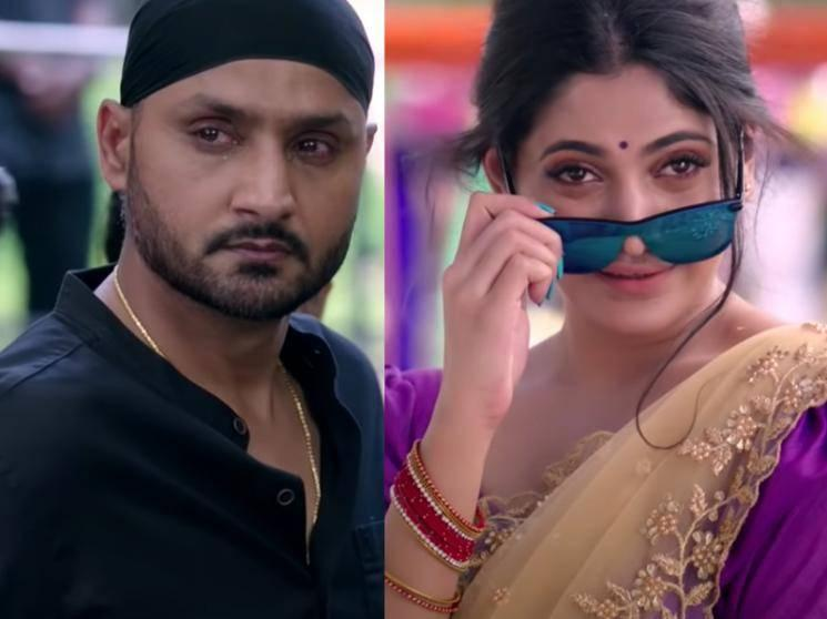 Harbhajan Singh's Friendship Movie's Official Teaser | Losliya | Arjun