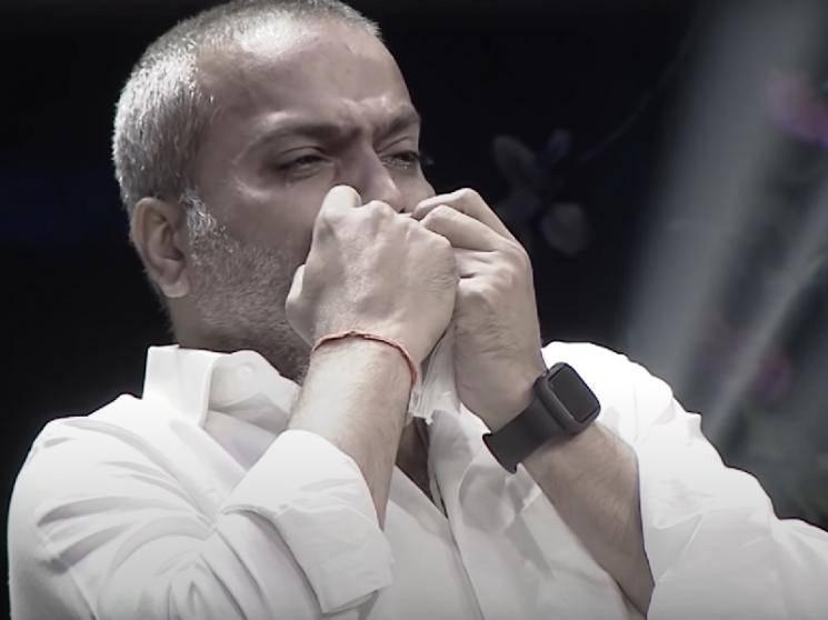 SPB Charan breaks down emotionally - SPB Tribute Program | Emotional Promo