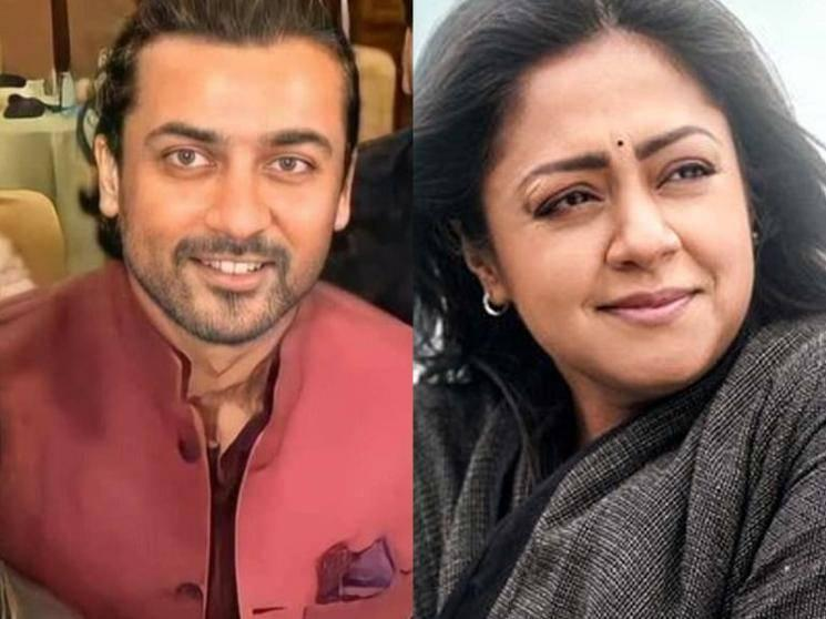 Suriya and Jyotika together in a film? - Suriya reveals exciting answer | Don't Miss!
