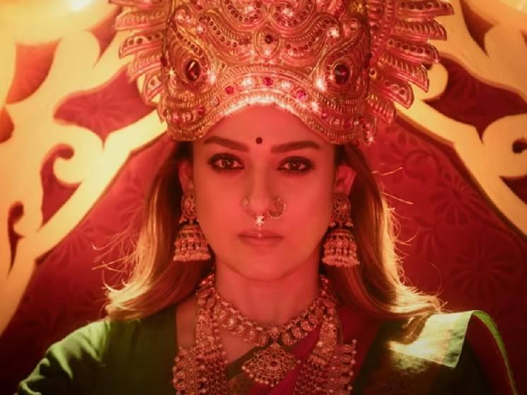 First video song from Nayanthara's Mookuthi Amman - Don't Miss | RJ Balaji