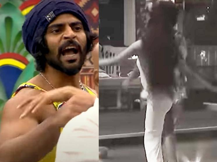 Bigg Boss 4 Tamil - Controversial Promo | Balaji angry after Sanam kicks him!