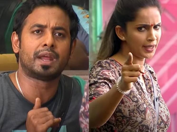 Aari's accusation against Samyuktha - latest Bigg Boss 4 Controversial Promo!