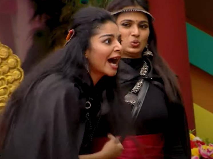 Sanam Shetty loses her cool - shouts at Suresh | new Bigg Boss 4 Promo